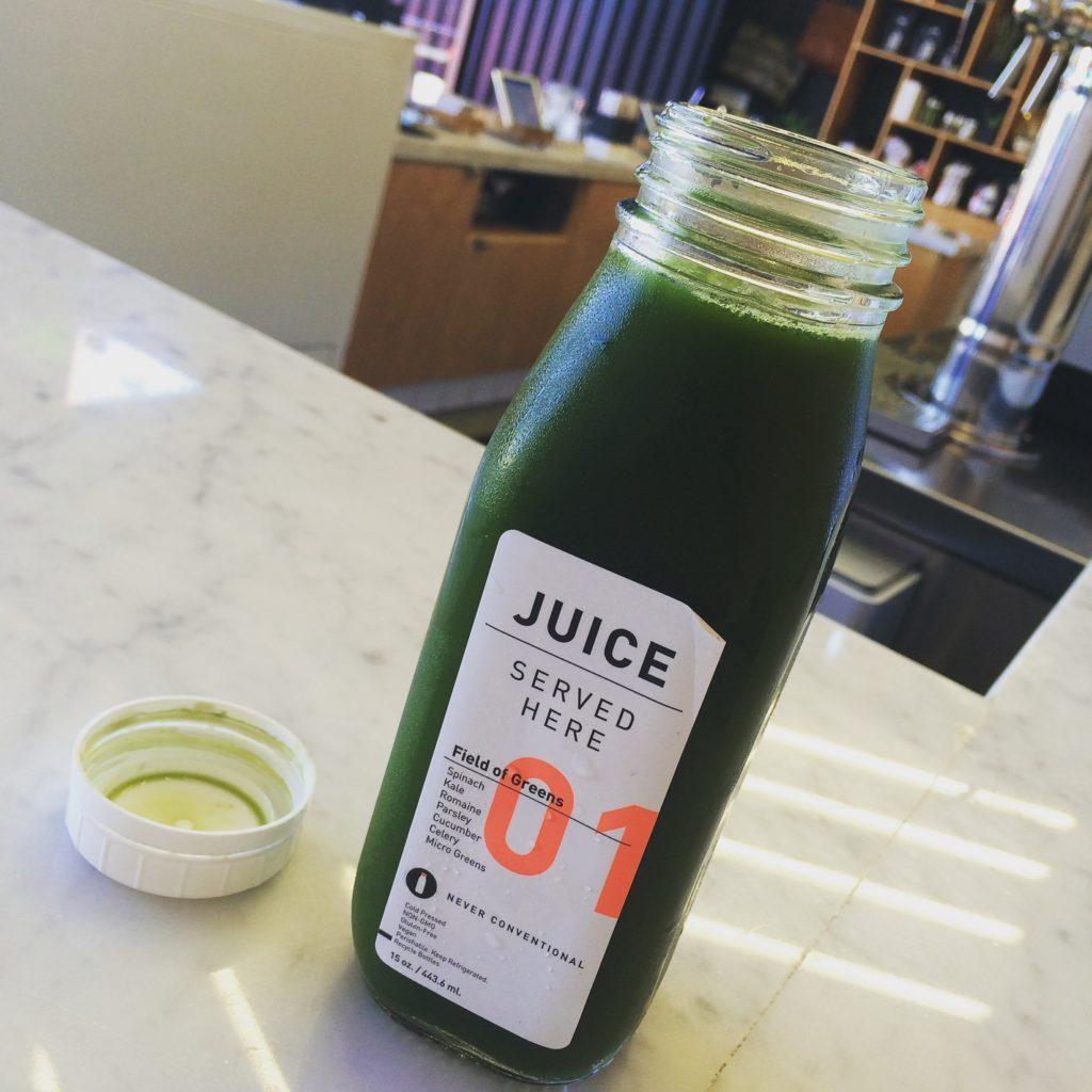 Juice Served Here juice