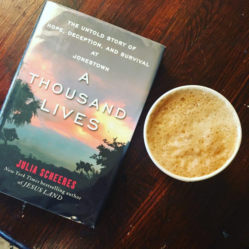 Coffee Connection latte mar vista